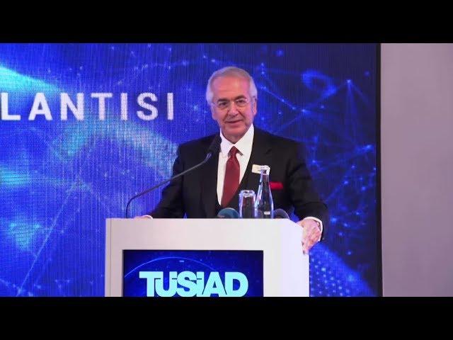 TÜSİAD Başkanı Erol Bilecik - TÜSİAD 48. Olağan Genel Kurul Toplantısı Açılış Konuşması