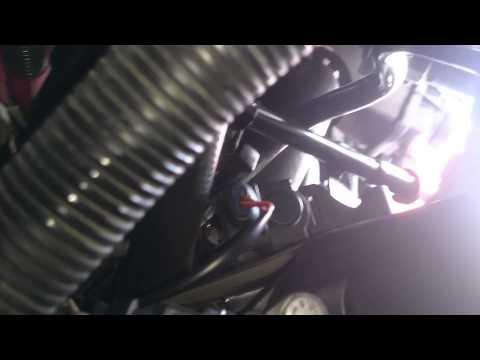 BMW 2.0 M47 Boost Sensor Location