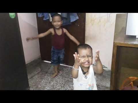Dance little girl Anjali and ansh