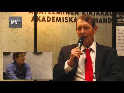 Kohtaamispaikalla Esko Seppänen (live 15.2.2016 klo 16.30)