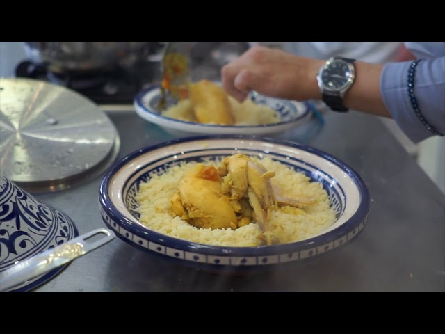 Tangier Cooking Class // Blue Door Cuisine - Culinary Experiences