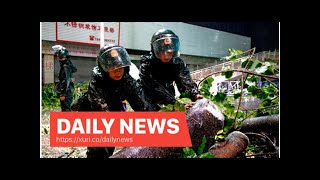 Daily News - At least 69 people have died in Hong Kong and China
