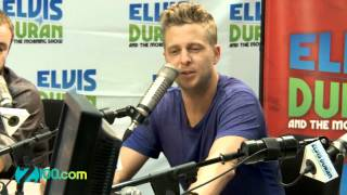 One Republic Interview @ Z100 on August 24,2012