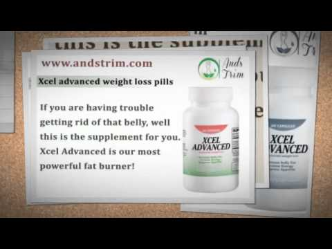 xcel advanced weight loss youtube