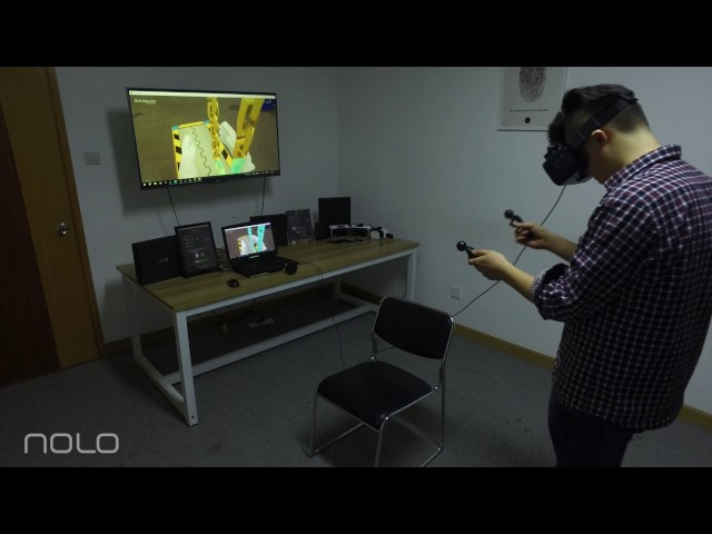 NOLO VR Motion Tracking for SteamVR Play and mobile