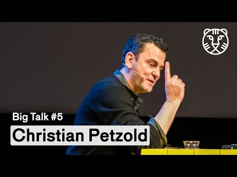 Big Talk 5: Christian Petzold Phoenix