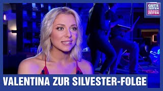 GZSZ Interview | Valentina Pahde zur Silvester-Folge von GZSZ
