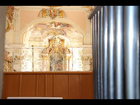 Stiftung Orgeltest (2): Botschaften aus der Vergangenheit in St. Johann Baptist zu Dischingen