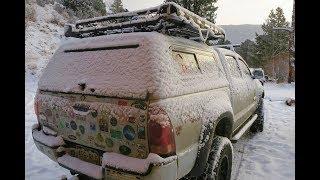 Winter Truck Camping: 3 Ha¢ks To Keep You Warm