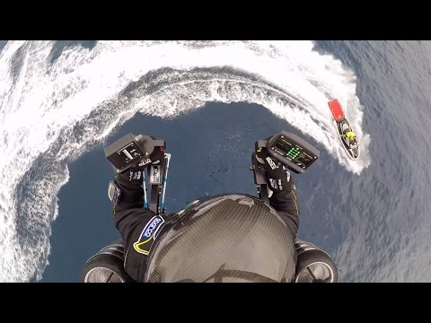 JetPack Aviation JB10 Principality of Monaco Flight #3 Top GoPro