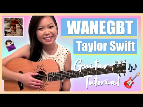 """""""We Are Never Ever Getting Back Together"""" - Taylor Swift EASY Guitar Tutorial/Chords (No Capo!)"""