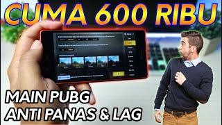 600ribu Sudah 4G Bisa Main Pubg || Unboxing Fujitsu F05J