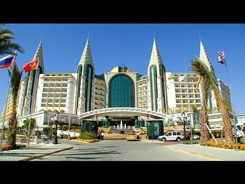 Antalya, Lara - Top hotely Turecka (Travel Television Slovakia)