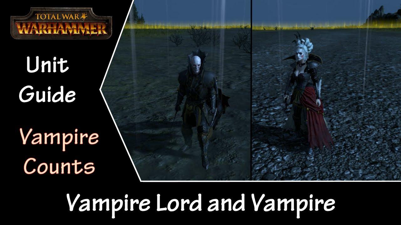 warhammer total war vampire guide