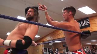 "Chris Hero vs. Zack Sabre Jr. - Limitless Wrestling ""Under Fire"" (Kassius Ohno, NXT)"