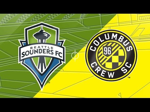 Seattle Sounders vs. Columbus Crew | 25/02/2017 | Carolina Challenge Cup 2017
