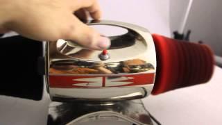 Vintage Beck Shoe Polisher Electric Model 77 Made Usa