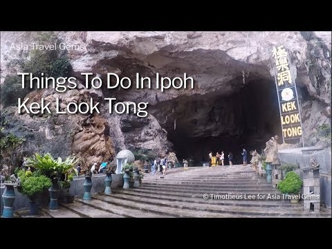 Things To Do In Ipoh - Kek Look Tong (極樂洞)