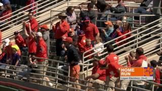 Clemson Baseball || Virginia Game Highlights - 3/19/17