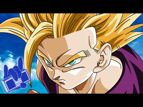 Dragon Ball Z - Gohan's Anger Theme | Epic Rock Cover