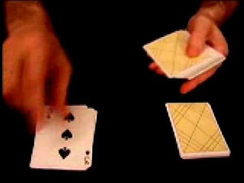 [The Mentalist] Cards Awareness Test #1