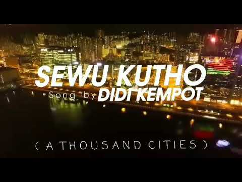 Sewu Kutho - Didi Kempot (with English Translation)   Lirik Lagu Dalam Bahasa Inggris