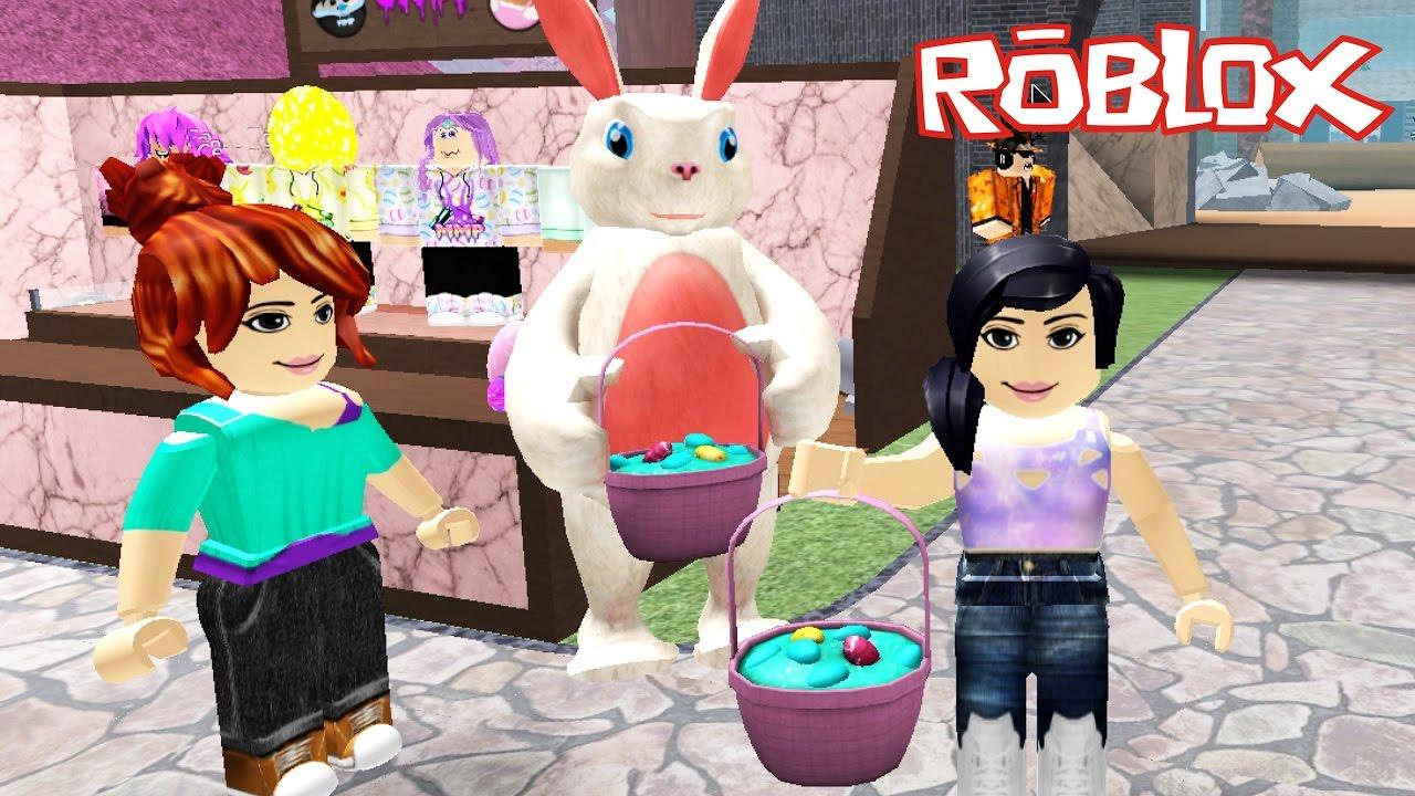 Roblox - CAÇA AOS OVOS DE PÁSCOA (Egg Hunt) | Luluca Games