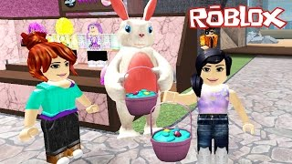 ROBLOX-EASTER EGGS Hunt (Egg Hunt) | Luluca Games