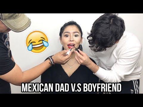 Download Youtube: Dad vs. Daddy Makeup Challenge | Daisy Marquez