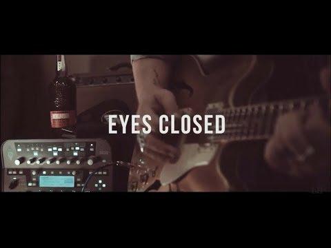 """""""Eyes Closed"""" - Cut x Cut"""