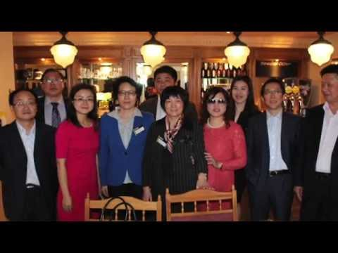 Anqing's Municipal People's Government Deputy Secretary-General, Ms Ye,  visit to Wolverhampton