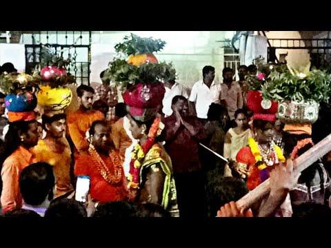 Balkampet Yellamma Laggam Special Video   Pothraj Dance & Crowd Dance
