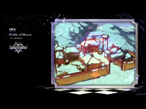 Fields of Honor ~ Kingdom Hearts HD 2.5 ReMIX Remastered OST