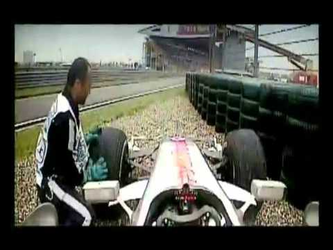 F1 2007-2009 Victory, Tears and Emotions