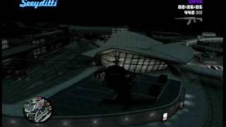 GTA IV Airport Gameplay Part 2