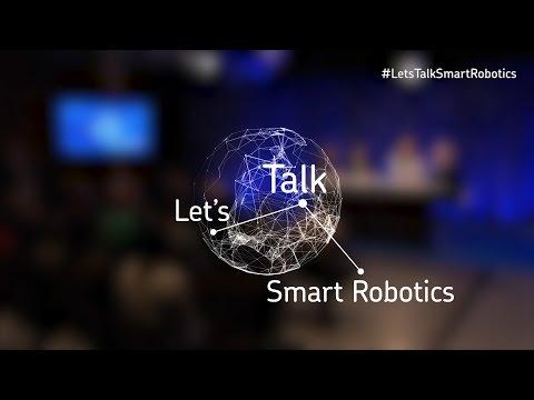 Let's Talk Smart Robotics: revolutionising industry