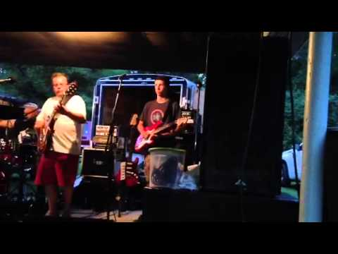 Jacob Carner and Jentz band