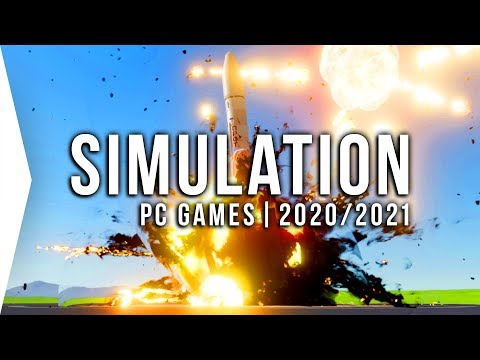 30 Upcoming PC Simulation Games in 2020 & 2021 ► New Management, Tycoon, Building, Colony, Sims!