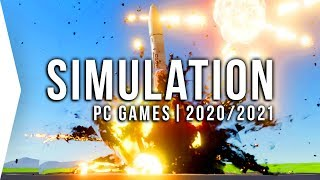 30 New Upcoming PĊ Simulation Games in 2020 & 2021 ► Management, Tycoon, Building, Colony, Sims!