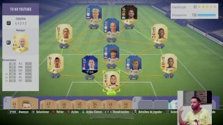 FUT CHAMPIONS WEEKEND LEAGUE LIVE