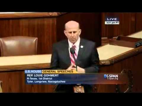 Gohmert on Terrorism & Mass Slaughter by Boko Haram
