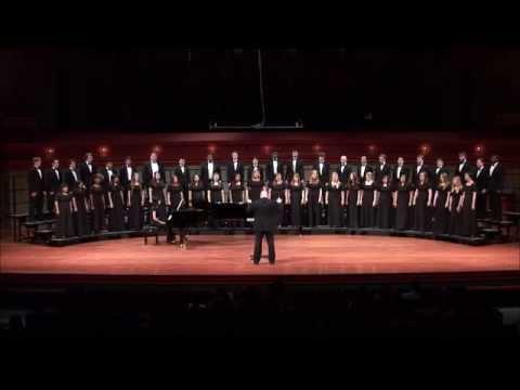UNT University Singers: Hogan - The Battle of Jericho