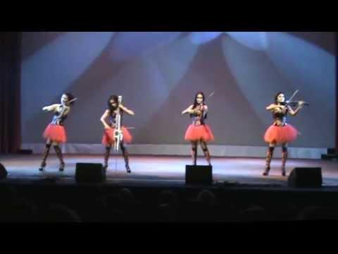Asturia quartet - Shaulyai , 1 oct 2015