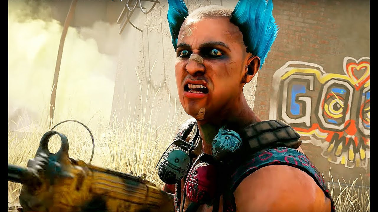 RAGE 2 -  NEW Extended Gameplay Demo (2019)