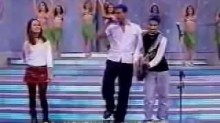 Sandy & Junior e Enrique Iglesias - You're My #1 (Faustão)