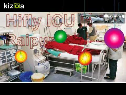 Available Hifly ICU Emergency Air Ambulance Services in Bhopal with ICU Setup