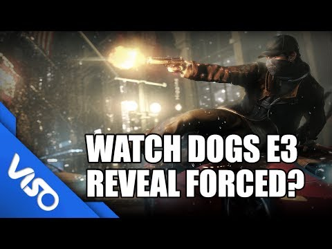 Weekly Gaming Roundup: Watch Dogs E3 Reveal Forced?