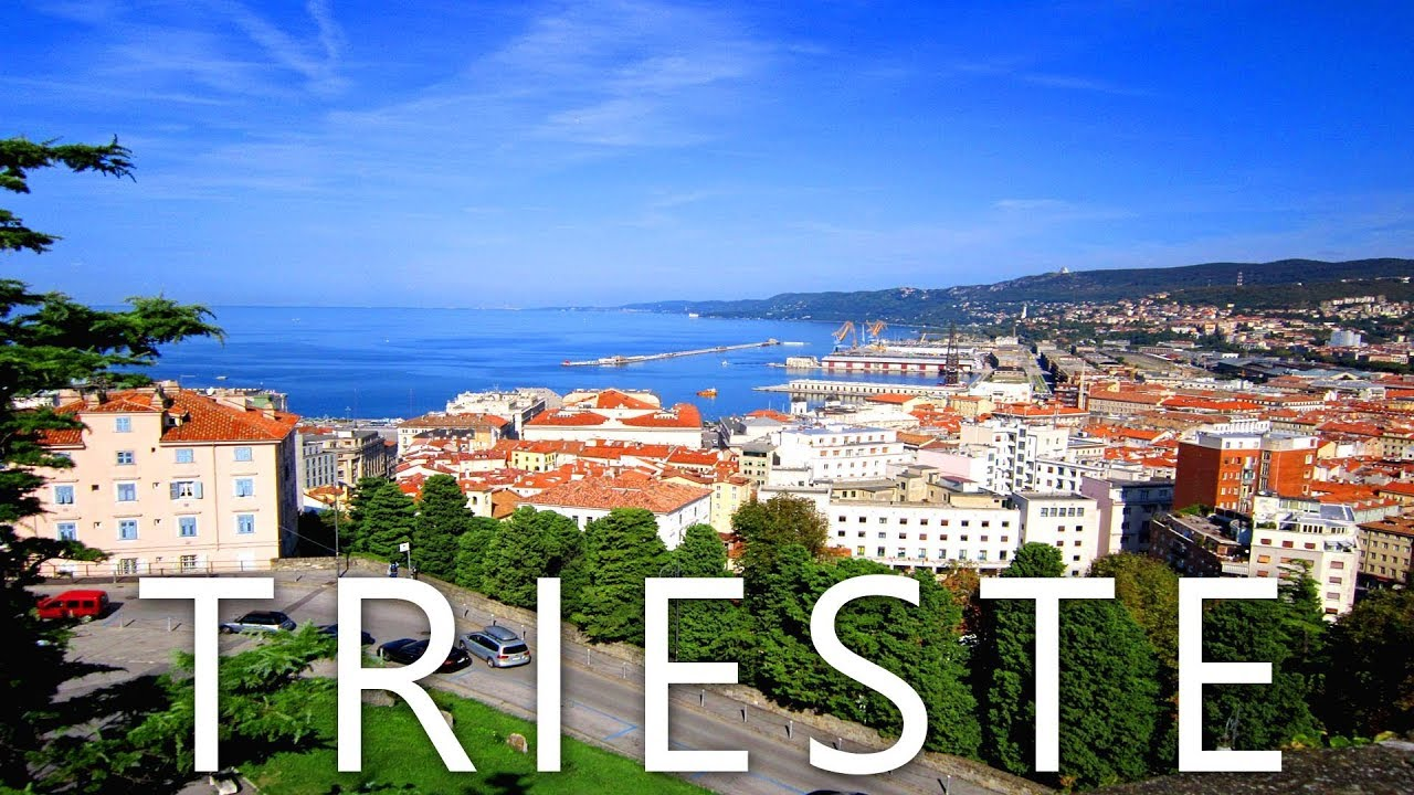 One day in Trieste, Italy (what to visit) - YouTube