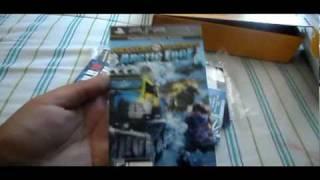Unboxing PSP 3000 MLB 10 The Show Bundle