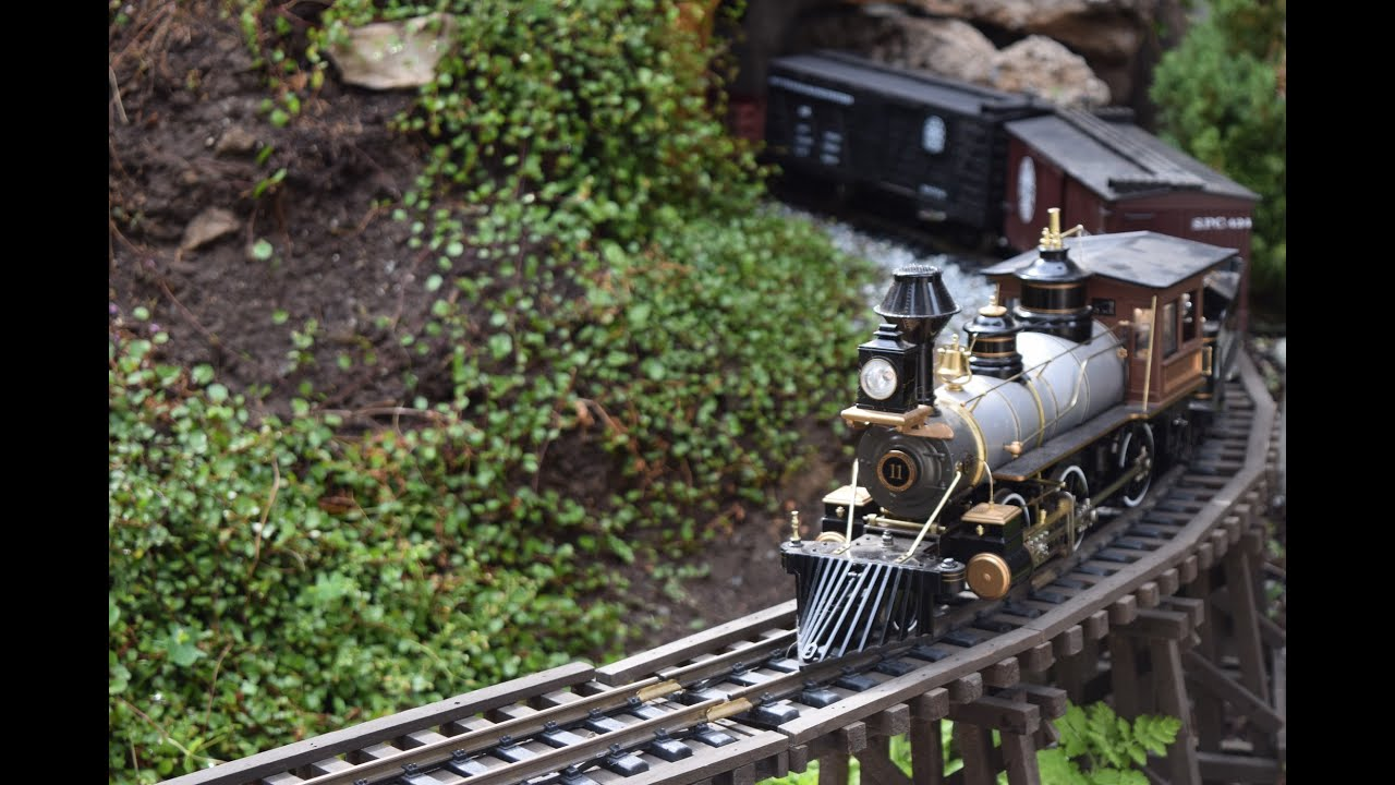 Fern Creek And Western Garden Railroad Open House Sunday October 18th
